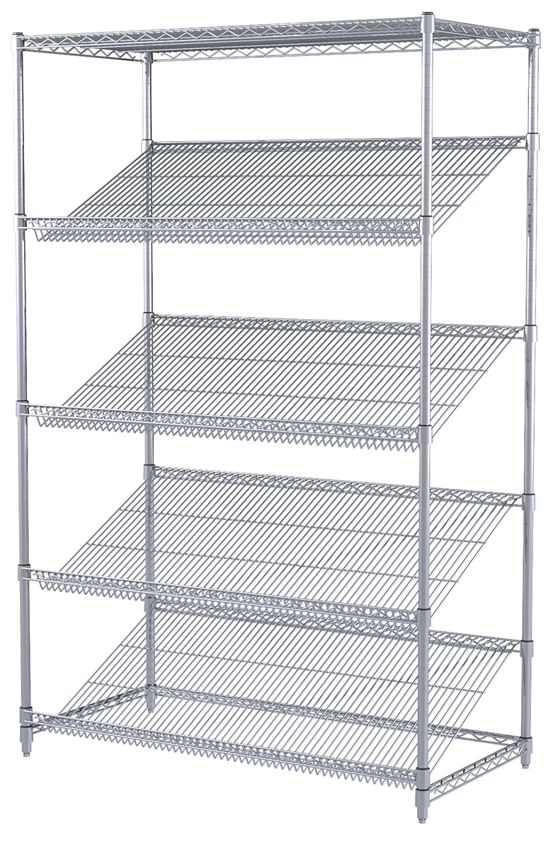Akro-Mils Expands Wire Shelving Options