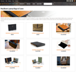 MacBook Laptop Bags and Cases Page—product category example