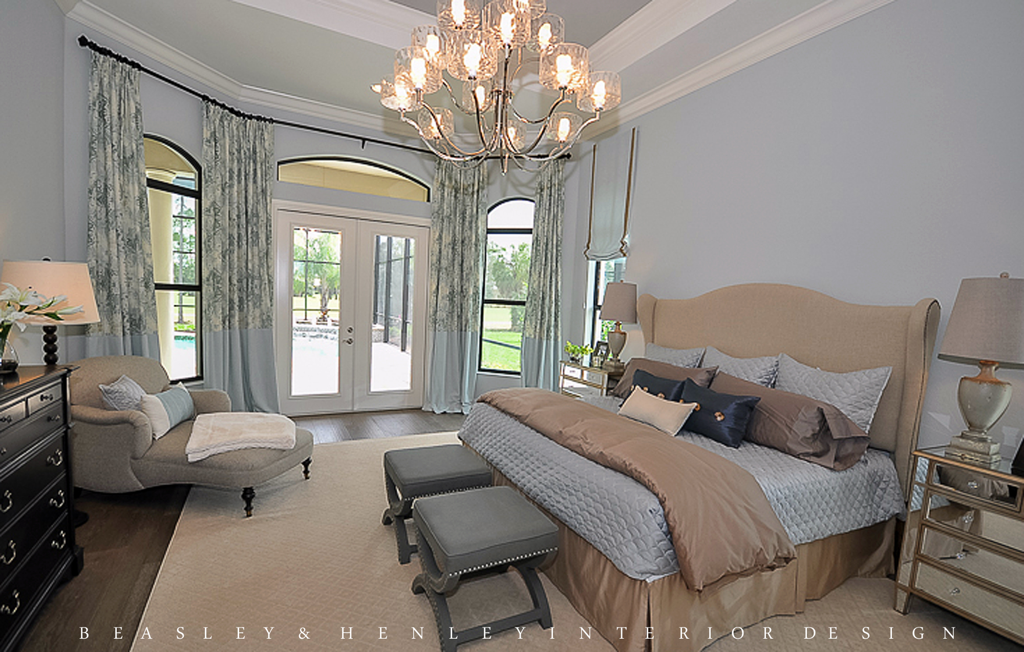 Beasley Henley Interior Design Captures Luxury Home Buyer With