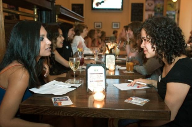 Lesbian speed dating austin