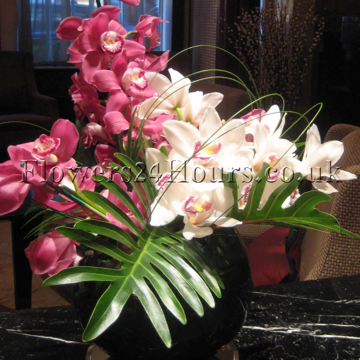New Inspiring Selection Of Flower Arrangements From Uk Flower