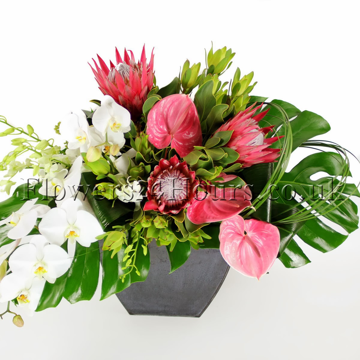 UK flowers delivery company Flowers24Hours arranges this season\'s ...