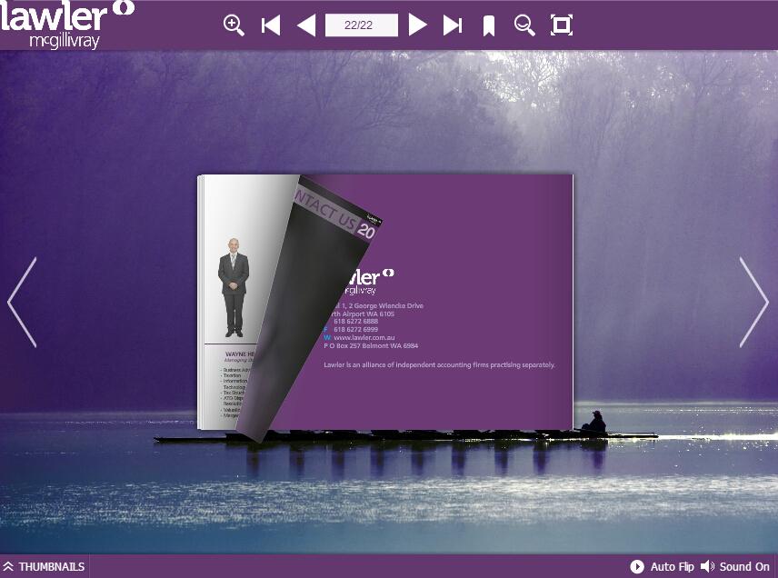 Flipbuilder com Launches An Online Branding Presentation