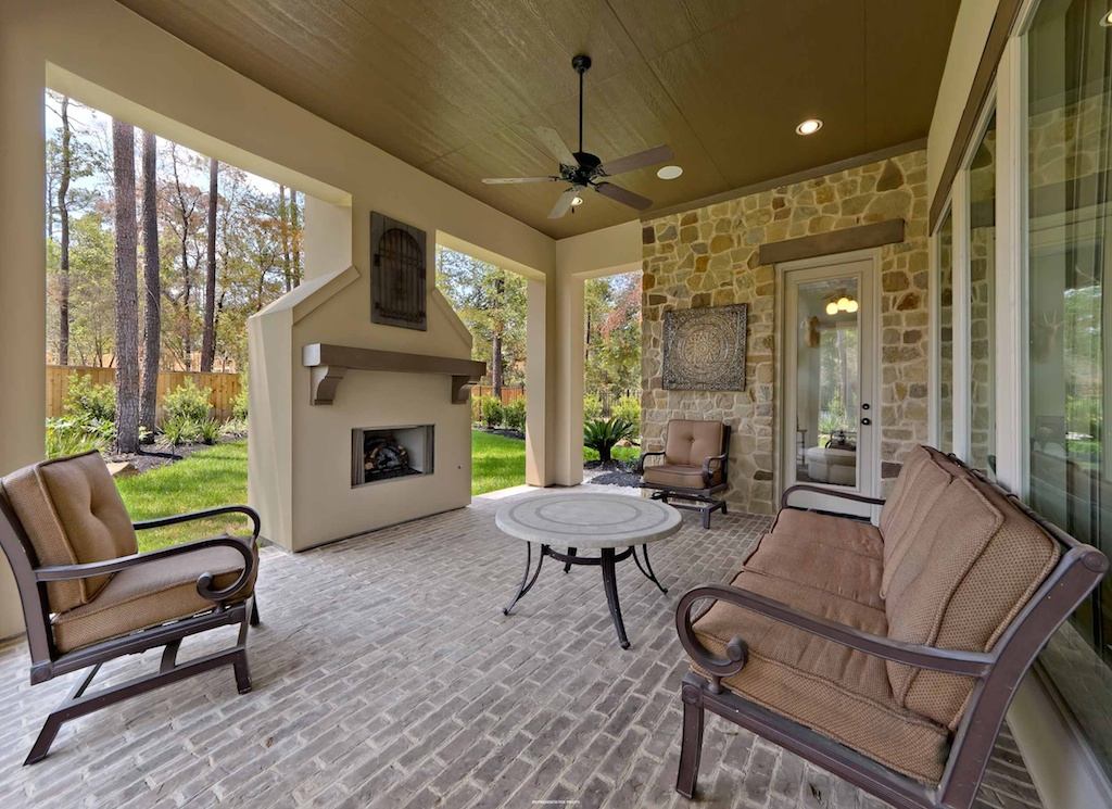 Darling Homes Debuts Patio Collection At Cross Creek Ranch