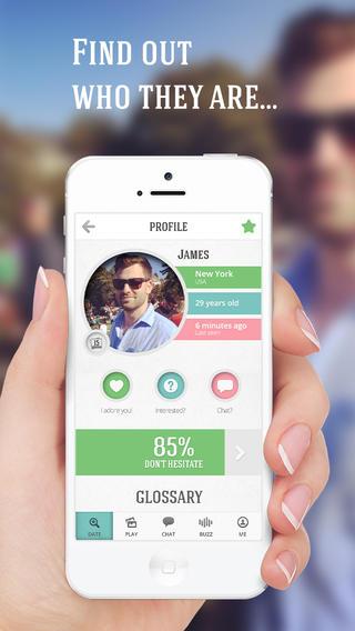 Swedish dating app