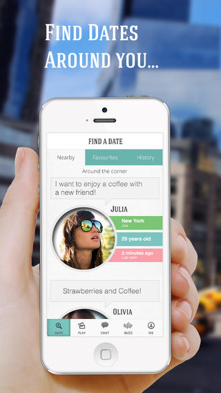 Dating app disco
