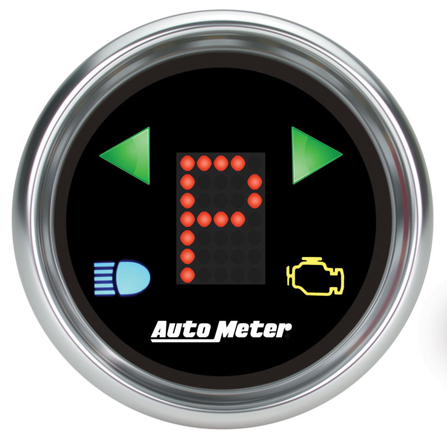 New At Summit Racing Equipment  Auto Meter Transmission