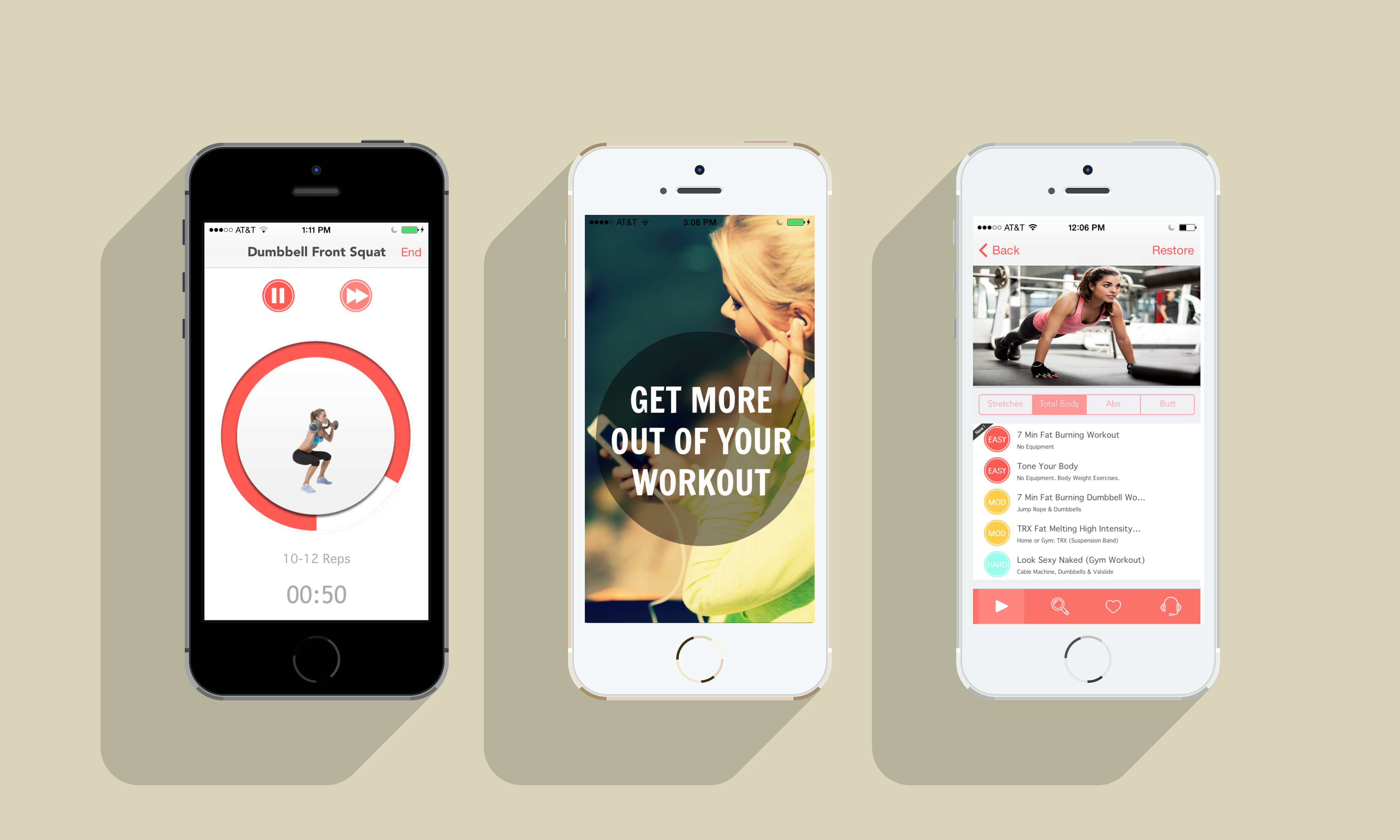 free workout apps for women