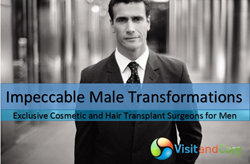 Cosmetic and Hair Transplant Clinics Abroad for Men