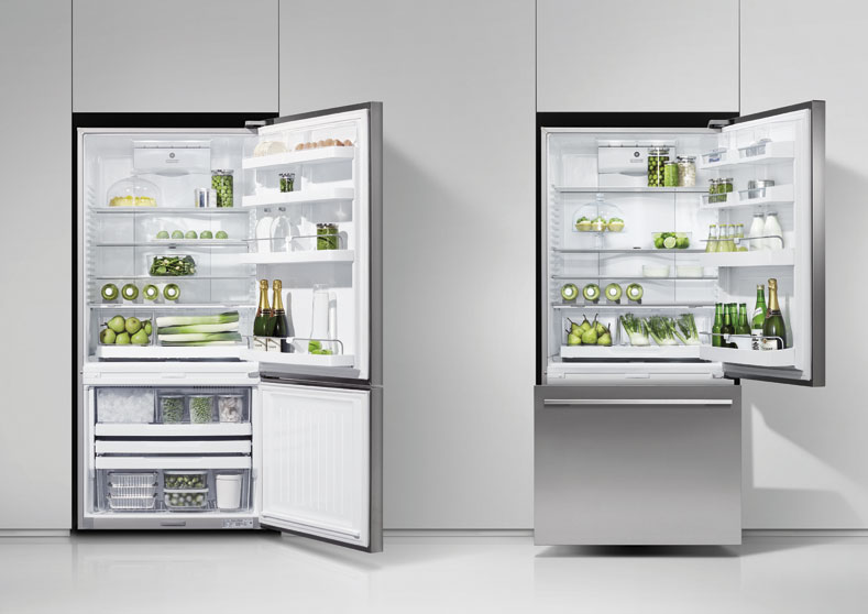 fisher paykel activesmart refrigerators receive energy star certification and beyond. Black Bedroom Furniture Sets. Home Design Ideas