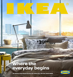 Ikea Unveils 2017 Catalog Focused On