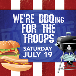 Mancari's USO BBQ for the Troops