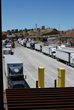Truck Traffic through Nogales Port