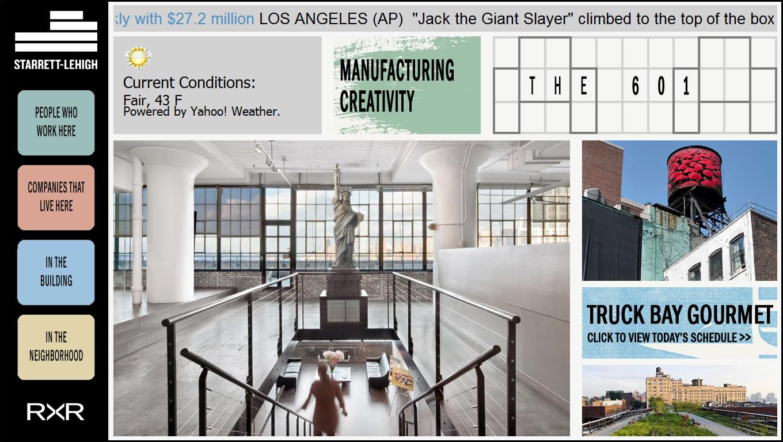 Interactive Touchscreen Solutions, Inc  Installs Navigo Video Wall
