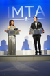 IMTA Celebrity hosts Drew Kenney from The Bachelorette and well-known actress Debra Rosenthal