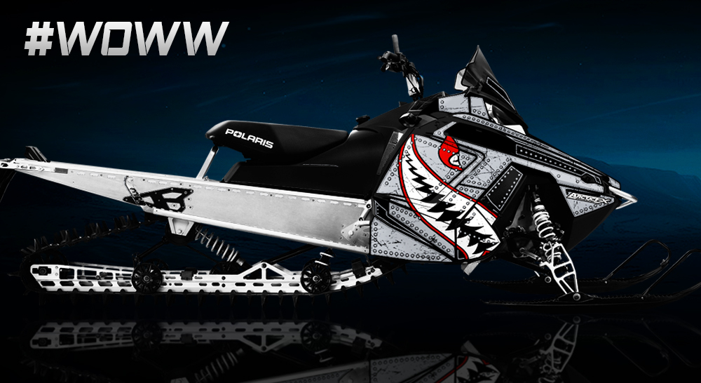 """ArcticFX Graphics Begins First Ever """"Win Our Wraps"""