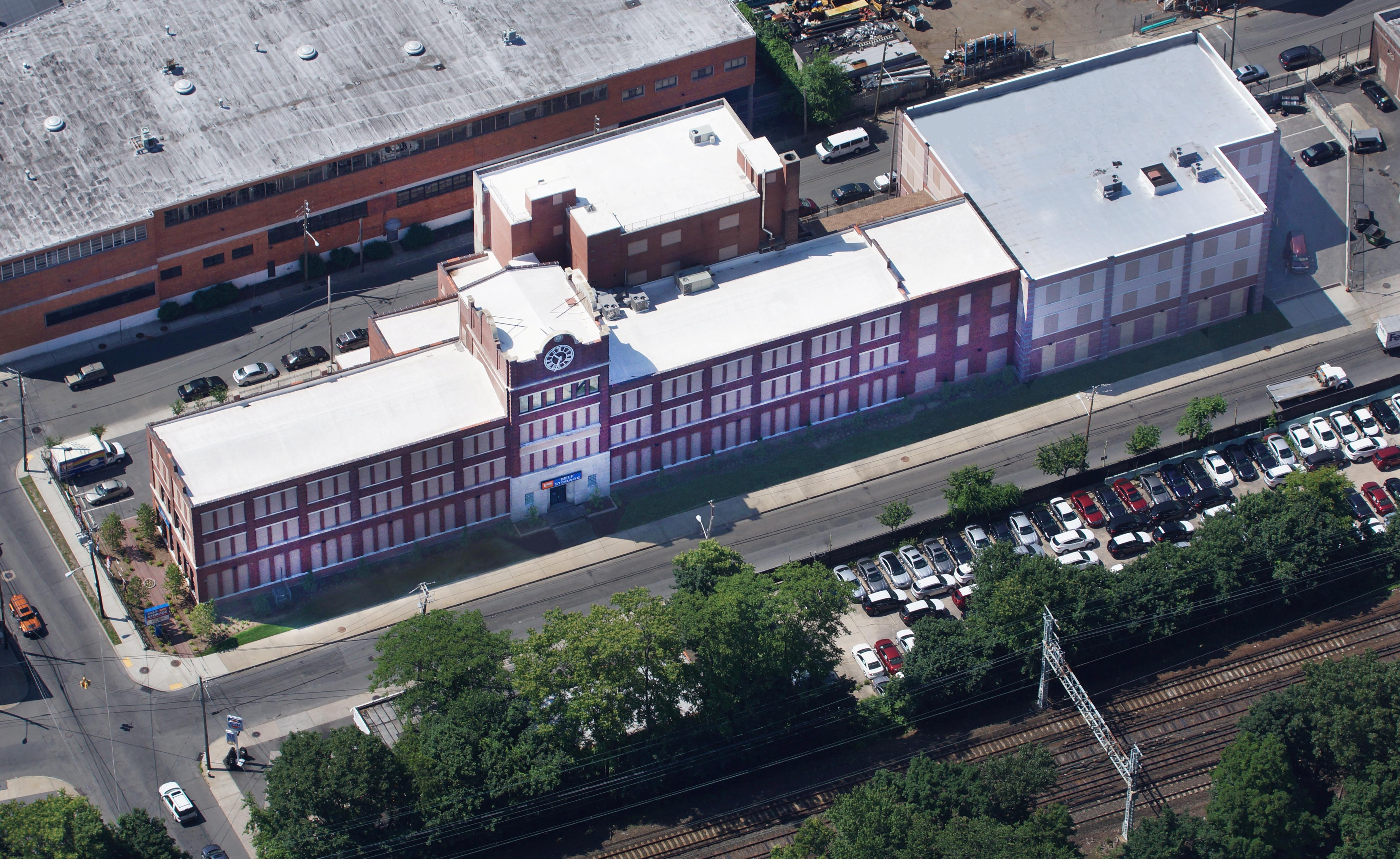 Aerial View Of Value Store It Mount VernonGrand Opening Value Store It Self Storage  Mount Vernon ...