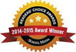 nuCloud Wins eSchool Media Readers' Choice Award 2014-15