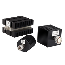 25W, 50W and 100W Attenuators from Fairview Microwave