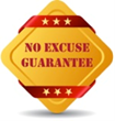 The Xperia Solutions No Excuses Guarantee