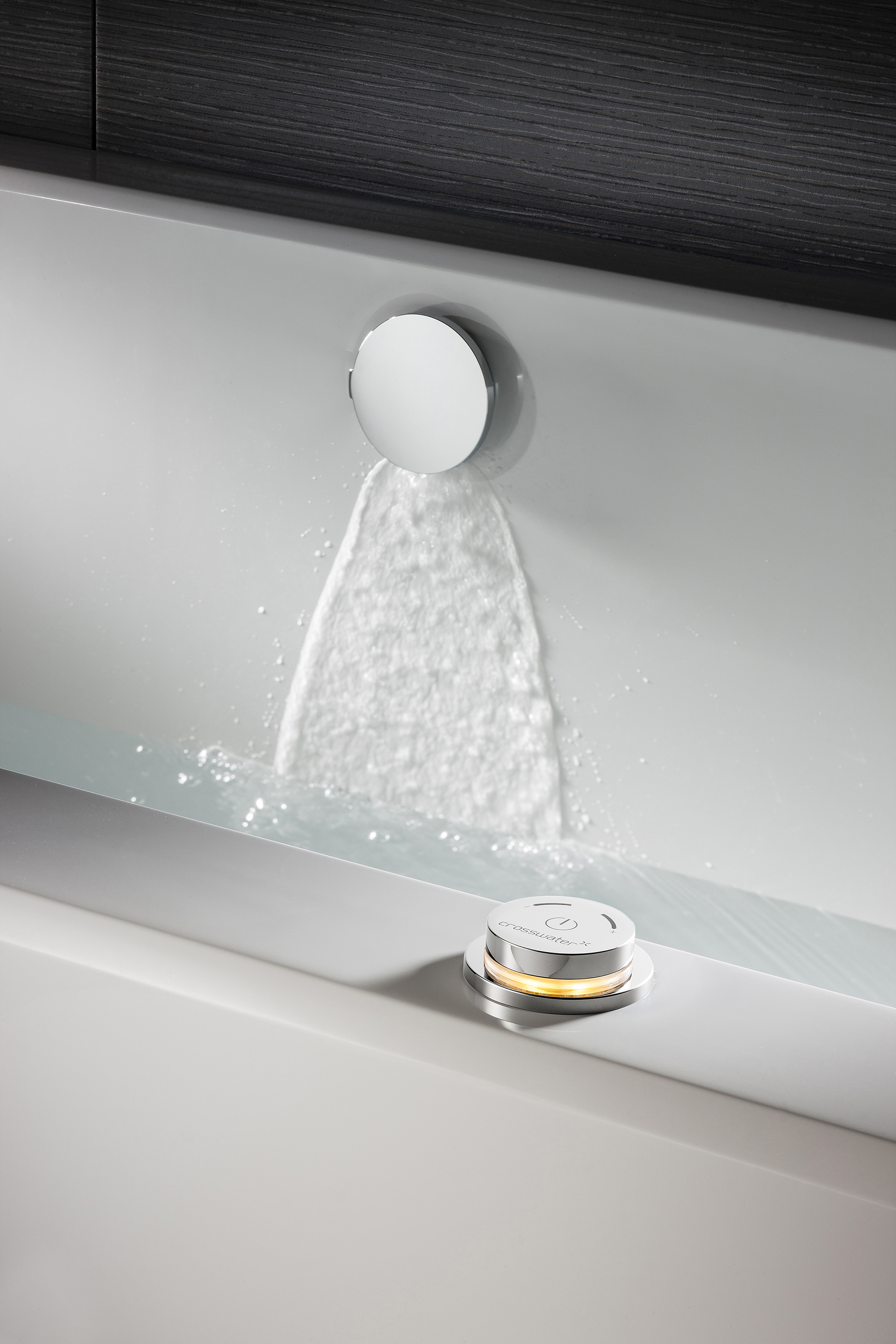 Digital Showers From Crosswater Give Total Water Control