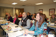 Attendees enjoy a light moment during an NSSA certification course. (Oak Tree Communications Photo)