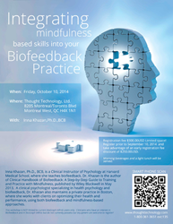 biofeedback, mindfulness, Thought Technology, Inna Khazan