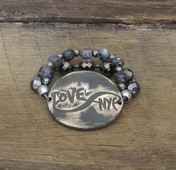 Infinity Love NYC Bracelet from SassyBelleWares