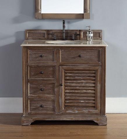 Savannah 36u2033 Single Bathroom Vanity 238 104 5511 In Driftwood From James  Martin Furniture ...