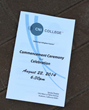 CNI College Commencement Ceremony