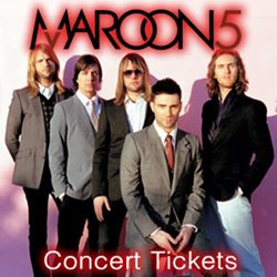 Maroon 5 Concert Tickets For Their 2015 Tour Release For