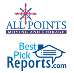 All Points Moving & Storage Given A-Rating by Customers, Named 2014 Best Pick