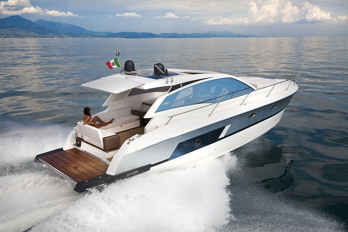 yachtbrasil usa adds italian luxury yachts builder  rio yachts  to miami beach collection
