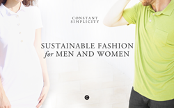 Constant Simplicity Sustainable fashion