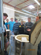 Progressive Technology provides a Manufacturing Day tour for Del Oro High School students in 2013