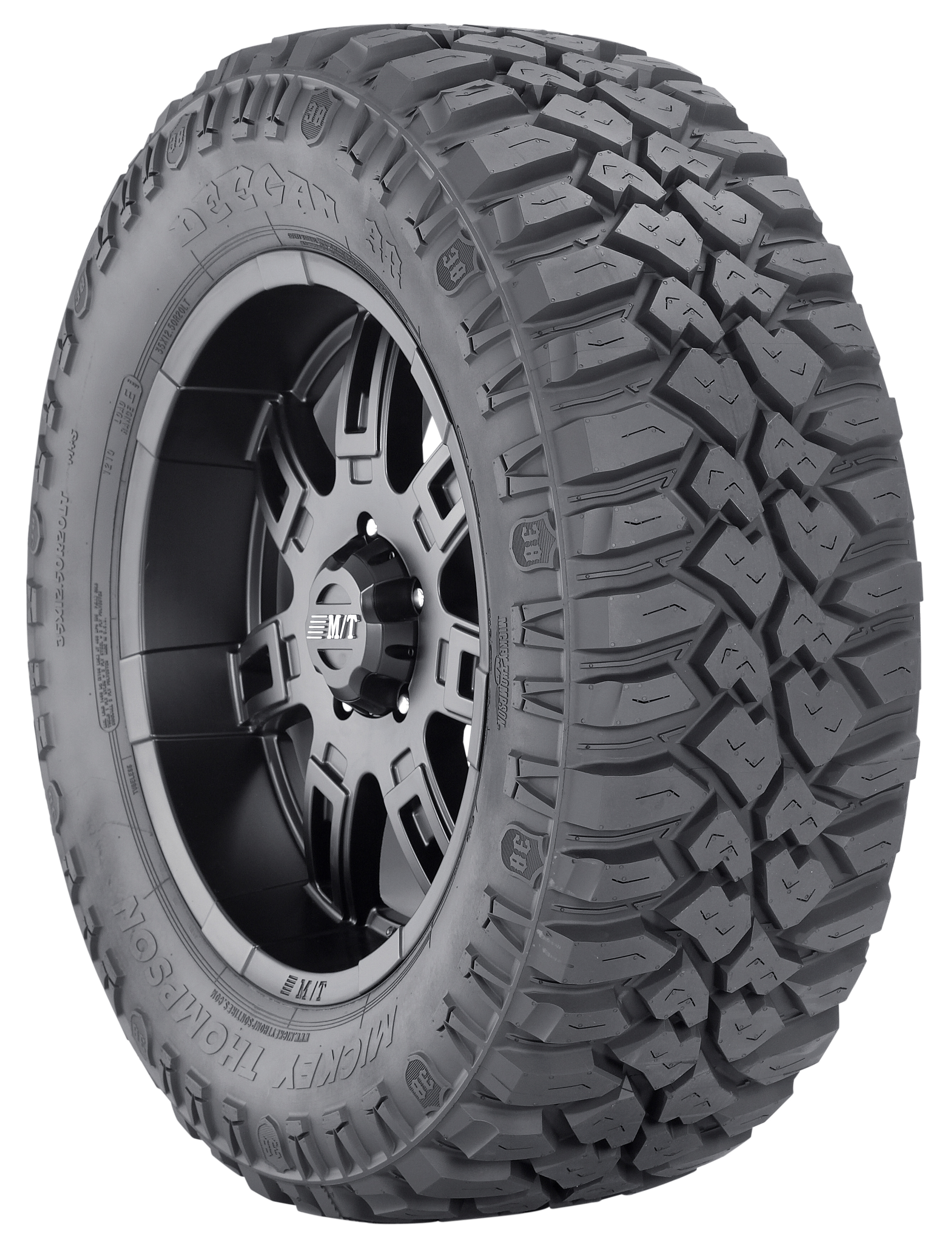 New at Summit Racing Equipment: Mickey Thompson Deegan 38 ...
