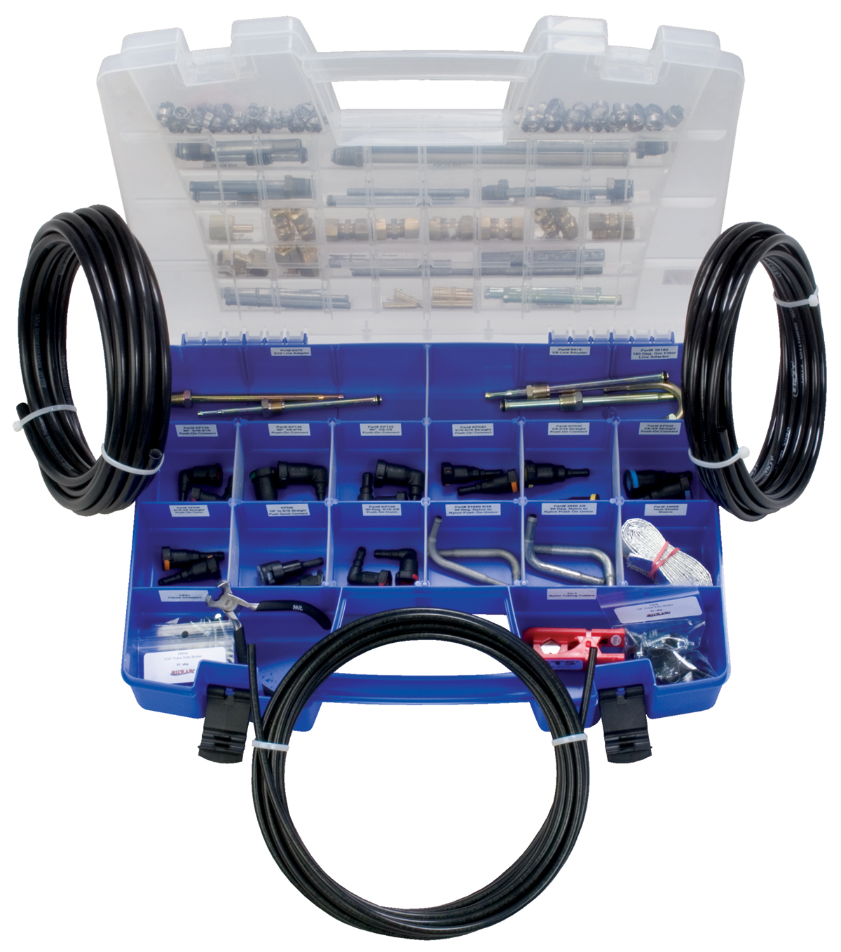 Pressure Brake Bleeder >> New at Summit Racing Equipment: S.U.R.&R. Brake Line Kits ...