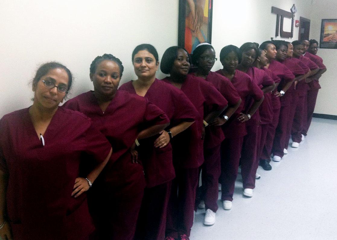 Breast Cancer Survivor Opens New York Nursing School