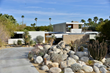 Photo of the legendary Kaufmann residence by Richard Neutra