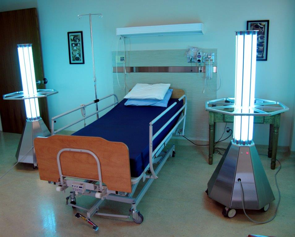Ultraviolet Disinfection Systems Amp Ebola Virus On Surfaces