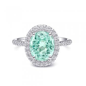 Coast Diamond Predicts Sapphire Ruby And Alexandrite Halo
