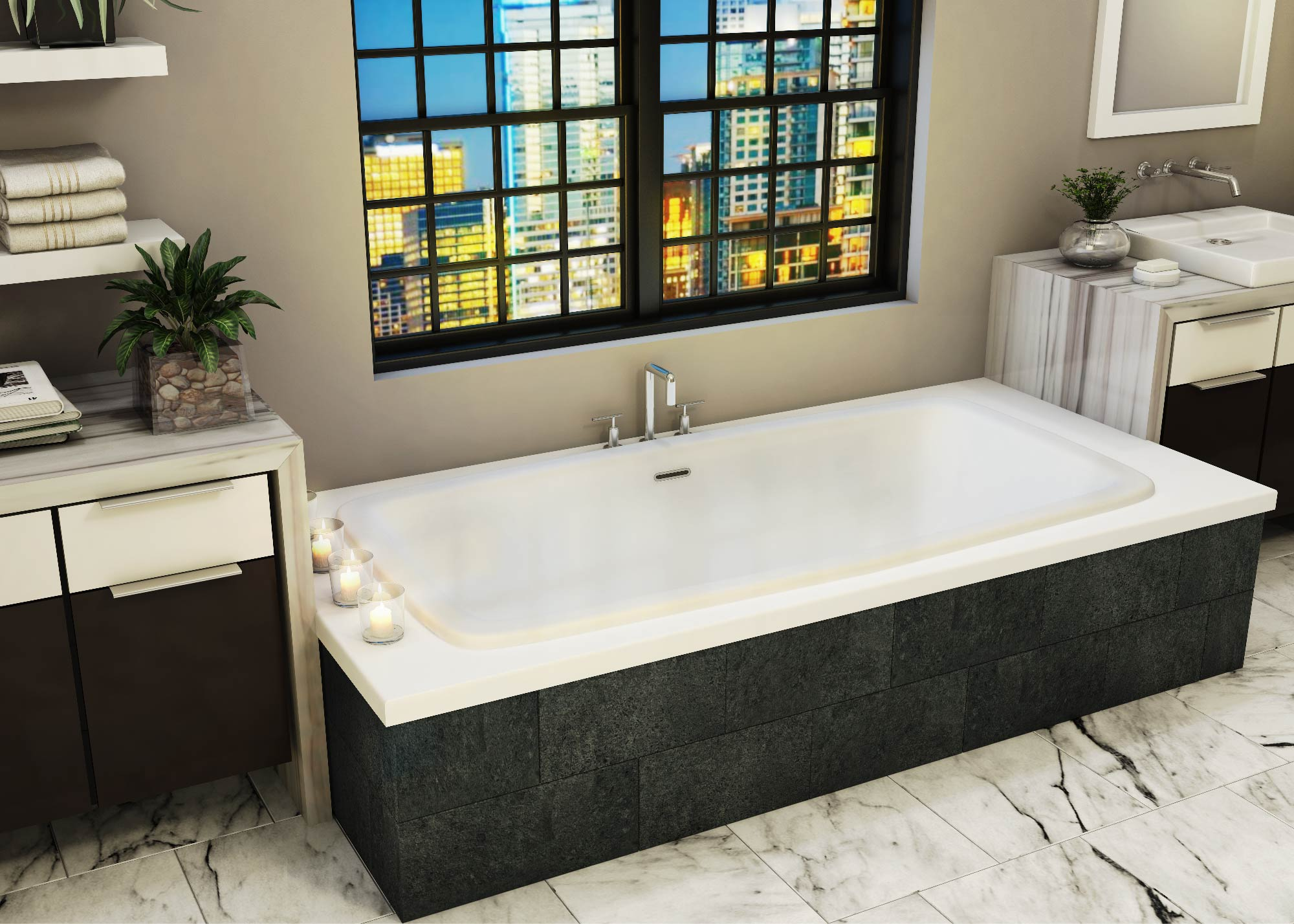 Aquatic Adds Eight Modern Tubs To Best Selling Serenity Hydrotherapy ...