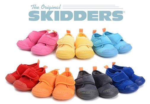 Skidders Footwear Launches New Plush