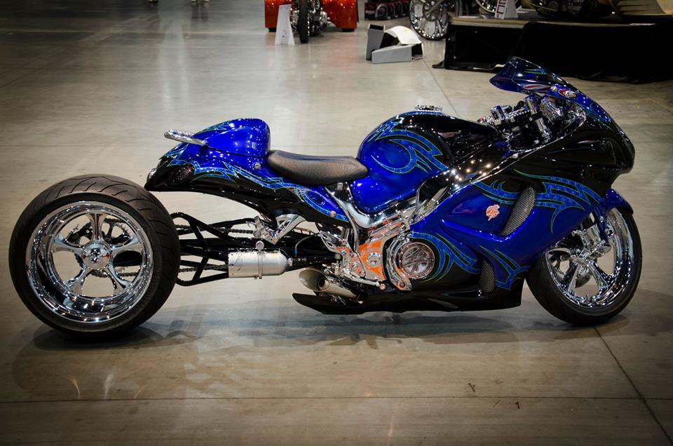 Custom Bike Show Winners At 2014 Ray Price Motorsports Expo