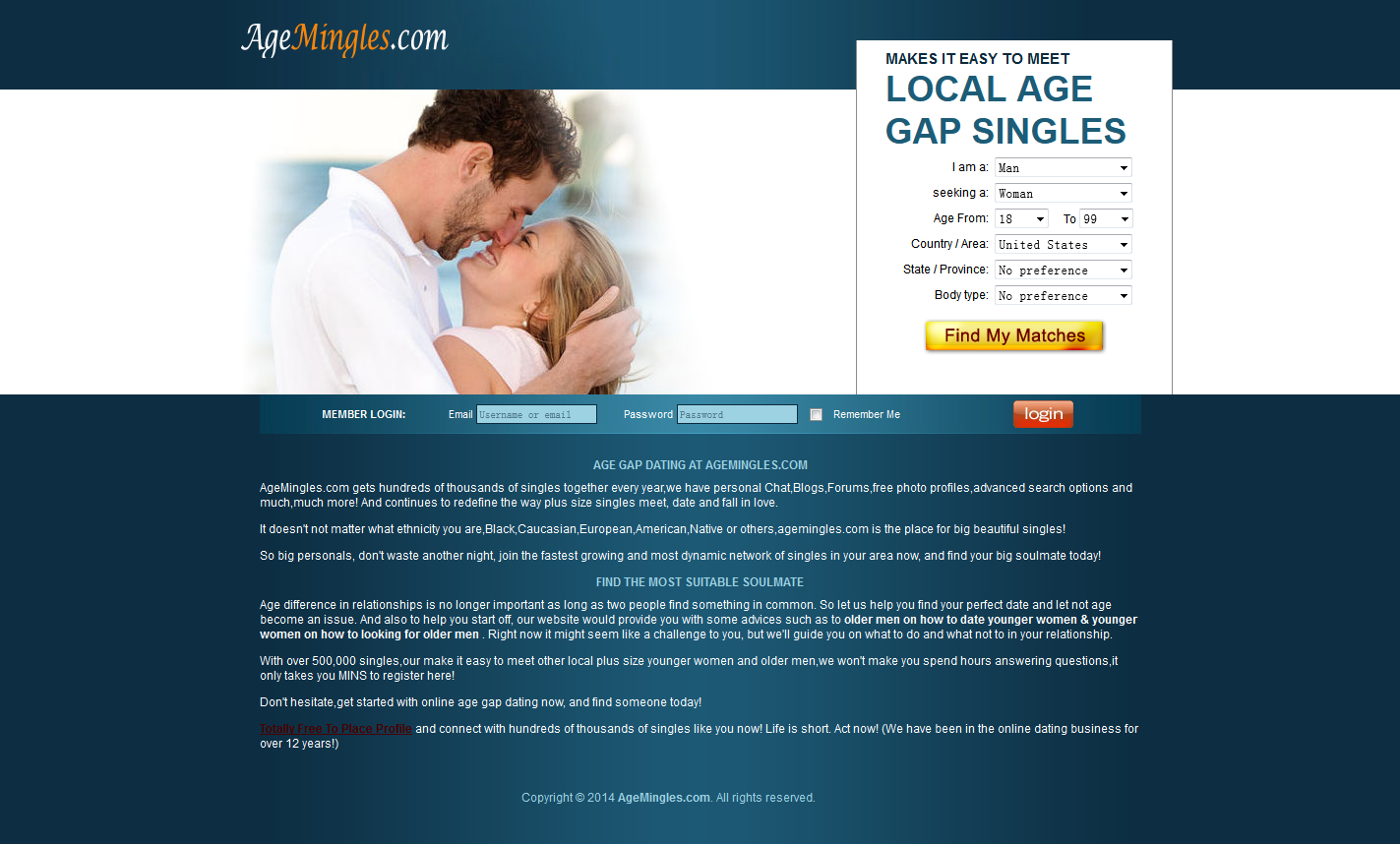 Common free dating sites