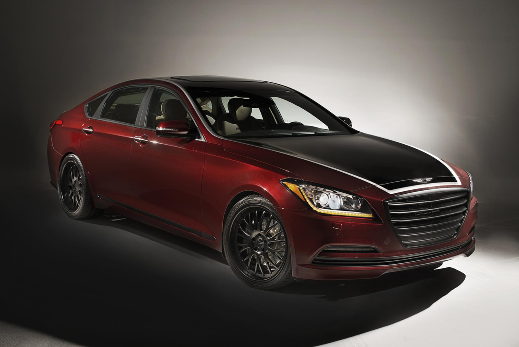Webasto Collaborates With Hyundai Debuting Bold New 2015
