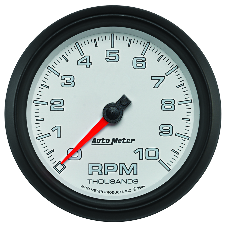 Pro Cycle by Auto Meter Bagger Tachometer, ...