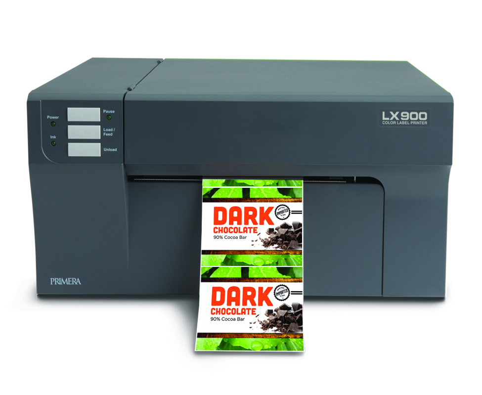 This is a photo of Smart Manufacturing Label Printing Software