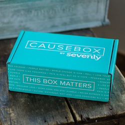 CAUSEBOX By Sevenly - First Subscription Box For Socially Conscious Lifestyle Goods
