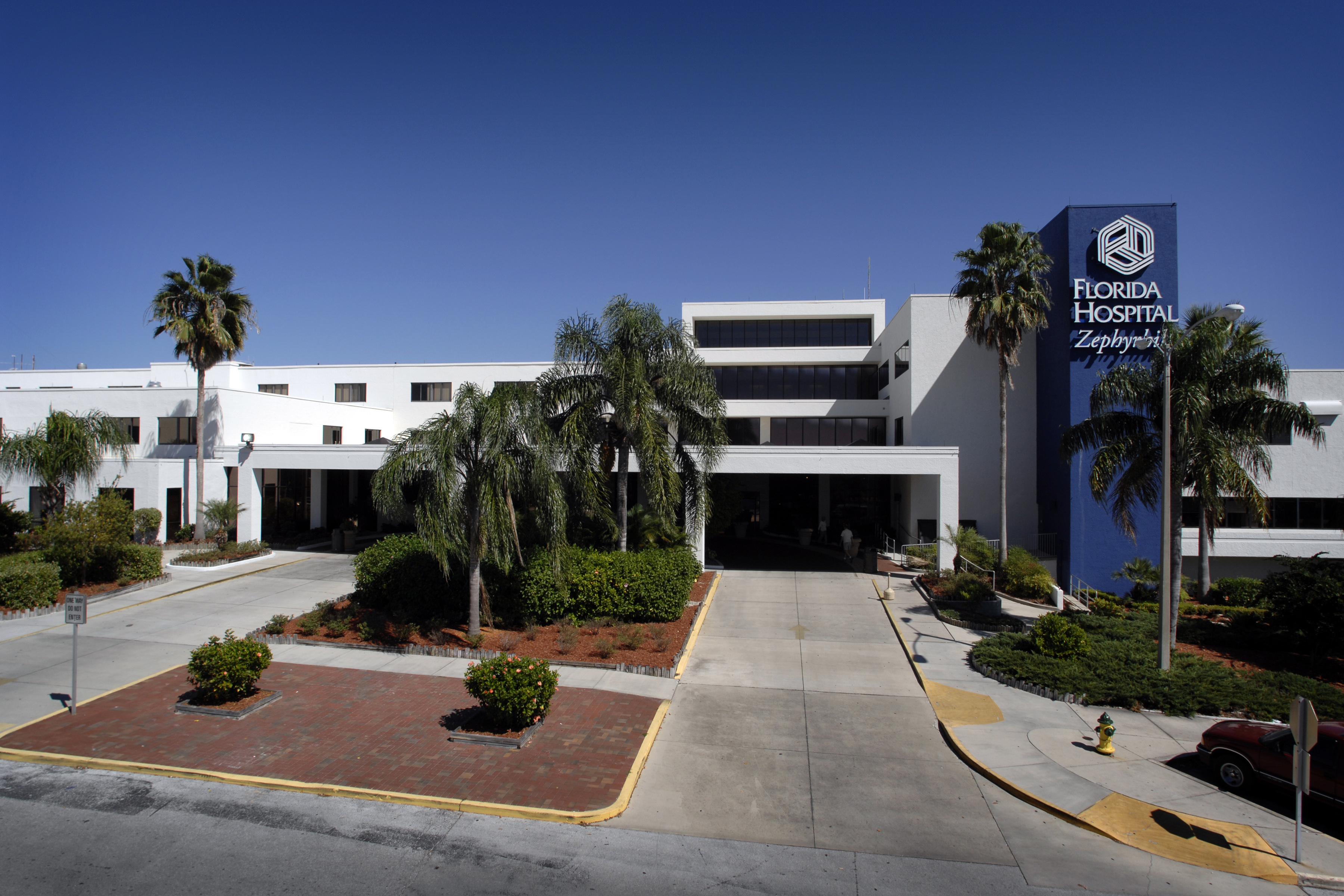 Florida Hospital West Florida Division Hospitals Named A